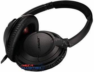 Гарнитура Bose Soundtrue on-ear with mic Black (626237-0010)