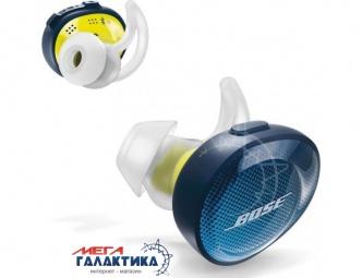 Гарнитура Bose SoundSport Free Wireless Headphones Navy/Citron