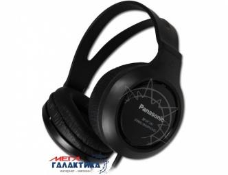 Наушники Panasonic RP-HT161E-K Black (5678026)