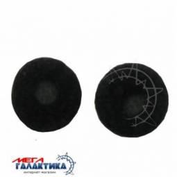Амбушюр Megag для наушников вкладышей Black (Поролон)