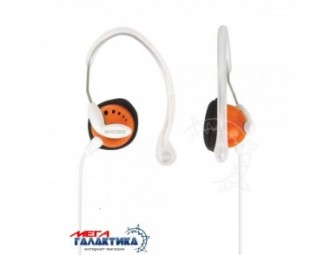 Наушники KOSS CLIPPER Orange (174673)