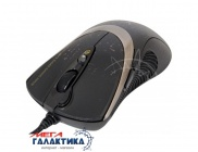 Мышка A4Tech F-4  (0202333) USB  3000 dpi  Black