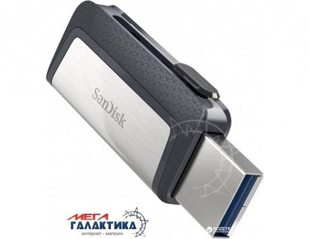 Кабель Megag Mini USB M (папа) - 2 x USB AM (папа) USB 2.0 (5 пин) 0.8m Transparent OEM