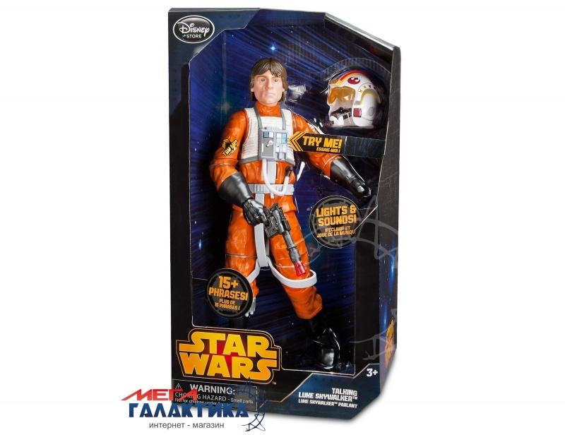 Фигурка  Talking Luke Skywalker  35 см Retail Фото товара №1