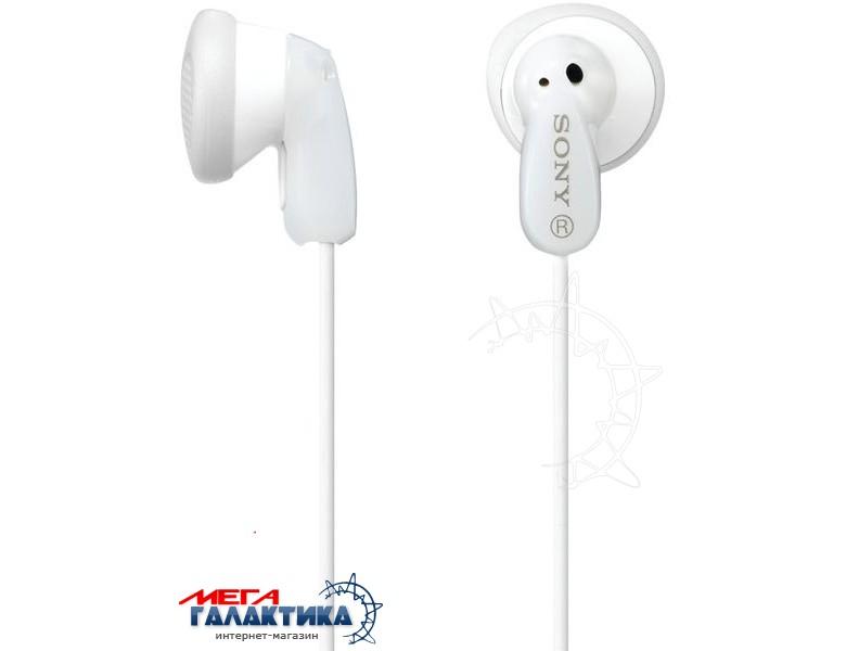 Наушники Sony MDR-E9LP White (MDRE9LPWI.E) Фото товара №1