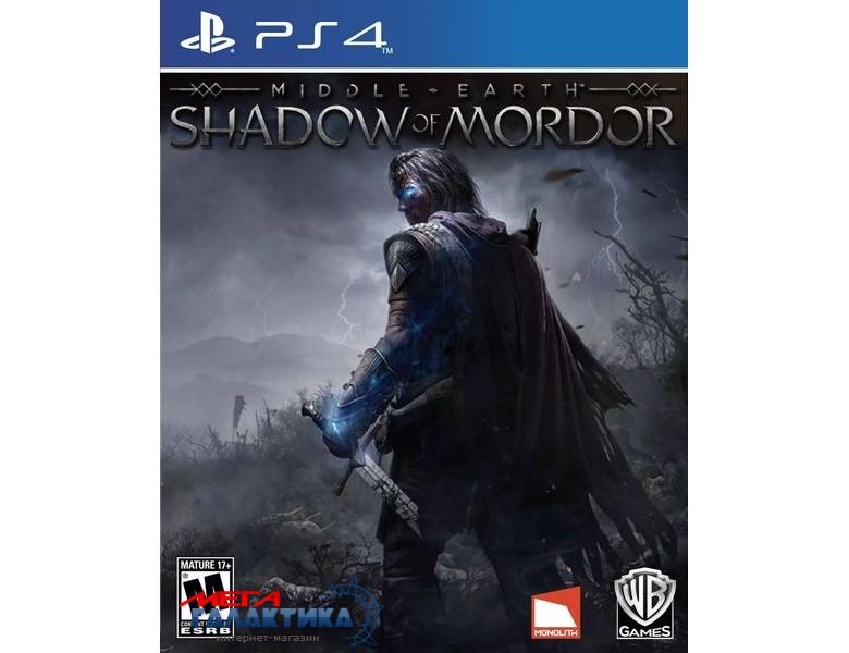 Игра Shadow of Mordor: Middle-earth  (PS4, английская версия) Фото товара №1