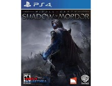 <span class='textAkcionName'>Цена интернет магазина!</span> Игра Shadow of Mordor: Middle-earth  (PS4, английская версия)