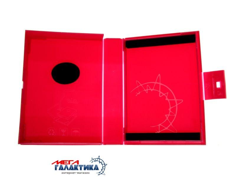 Карман для HDD Megag Store Tank (Бокс для переноски)   Red Фото товара №1