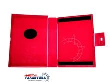 Карман для HDD Megag Store Tank (Бокс для переноски)   Red