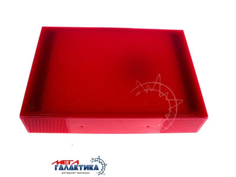 Карман для HDD Megag Store Tank (Бокс для переноски)   Red Фото товара №2