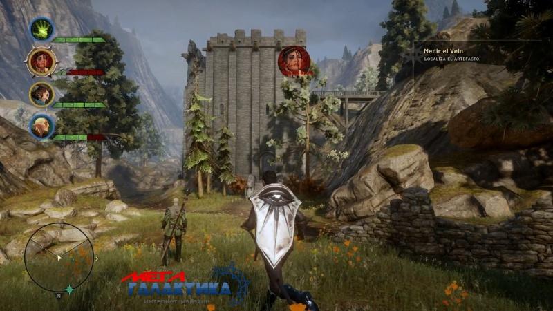 Игра Dragon Age: Инквизиция  (PS4, русские субтитры) Фото товара №2