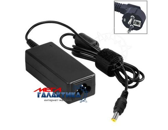 Блок питания Для ноутбука Megag   60W 16V 3.75A 6.0x4.4mm Fujitsu  Black C25 / C340 / C342 / C345 / C350 / C352 / C353 / C4023 / C4120 / C4235 Фото товара №1