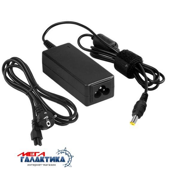 Блок питания Для ноутбука Megag   60W 16V 3.75A 6.0x4.4mm Fujitsu  Black C25 / C340 / C342 / C345 / C350 / C352 / C353 / C4023 / C4120 / C4235 Фото товара №2