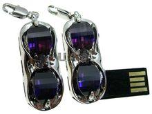 Флешка Uniq USB 2.0 МЕЧТА Бантик Сиреневый 4GB (04C14044U2)