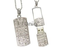 Флешка Uniq USB 2.0 Mr. RIGHT Серебро 4GB (04C14050U2)