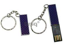 Флешка Uniq USB 2.0 ХАМЕЛЕОН фиолетовый 4GB (04C14167U2)