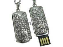 Флешка Uniq USB 2.0 ЗВЕЗДНЫЕ РОССЫПИ Mini Серебро 4GB (04C14234U2)