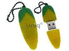 Флешка Uniq USB 2.0 FRUITS КУКУРУЗА 4GB (04C14403U2)