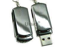 Флешка Uniq USB 2.0 Hi-Tech черный [металл] 4GB (04C14411U2)