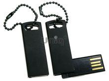 Флешка Uniq USB 2.0 КОРПОРАТИВНЫЙ ДУХ черный 4GB (04C14556U2)