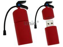 Флешка Uniq USB 2.0 ОГНЕТУШИТЕЛЬ 4GB (04C14558U2)