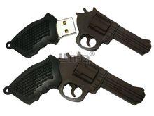 Флешка Uniq USB 2.0 ОРУЖИЕ Револьвер 4GB (04C14889U2)