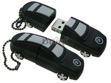 Флешка Uniq USB 2.0 AUTO BMW Автомобиль черный Резина 4GB (04C14907U2)