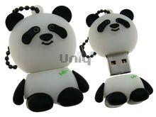 Флешка Uniq USB 2.0 ПАНДА 4GB (04C14922U2)