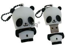Флешка Uniq USB 2.0 ПАНДА Детёныш 4GB (04C14923U2)