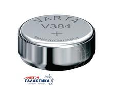 Батарейка Varta V371 (Часовая)  AG6 33 mAh 1.5V Alkaline (Щелочноя) (384101111)