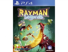 Игра Rayman Legends  (PS4, русская документация)