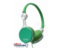 Наушники WESC Banjo Зеленый