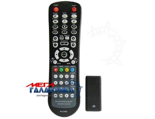 Пульт универсальный для ПК Megag S-PRC-0115 USB (IR)  Black Фото товара №1