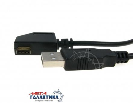 Кабель Sony USB M (папа) (40 пин) 1.5m Для видеокамер Black