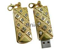 Флешка Uniq USB 2.0 БАРОККО Золото 4GB (04C17047U2)