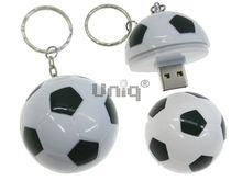 Флешка Uniq USB 2.0 МЯЧ Футбольный 4GB (04C17052U2)
