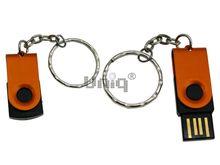 Флешка Uniq USB 2.0 ОФИС микро, оранжевый 4GB (04C17064U2)