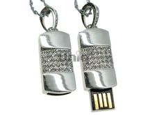 Флешка Uniq USB 2.0 CLASSIC Slim Серебро 4GB (04C17099U2)