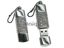 Флешка Uniq USB 2.0 CLASSIC Luxury Серебро 4GB (04C17176U2)