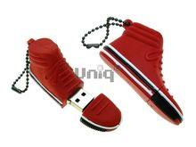 Флешка Uniq USB 2.0 КЕД красный 4GB (04C17427U2)