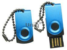 Флешка Uniq USB 2.0 ОФИС микро, синий 4GB (04C17936U2)