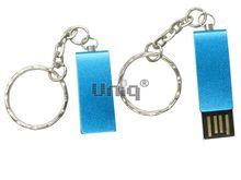 Флешка Uniq USB 2.0 ЖЕЛЕЗНЫЙ МЕНЕДЖЕР MINI синий [металл] 4GB (04C17938U2)