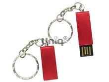 Флешка Uniq USB 2.0 ЖЕЛЕЗНЫЙ МЕНЕДЖЕР MINI красный [металл] 4GB (04C17942U2)