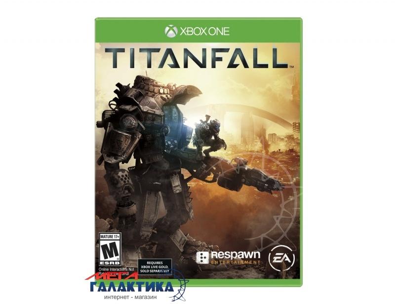 Игра Titanfall  (Xbox One, английская версия) Фото товара №1