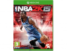 <span class='textAkcionName'>Цена интернет магазина!</span> Игра NBA 2K15  (Xbox One, английская версия)