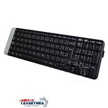 Клавиатура Logitech K230 (920-003348)  Радио   Black