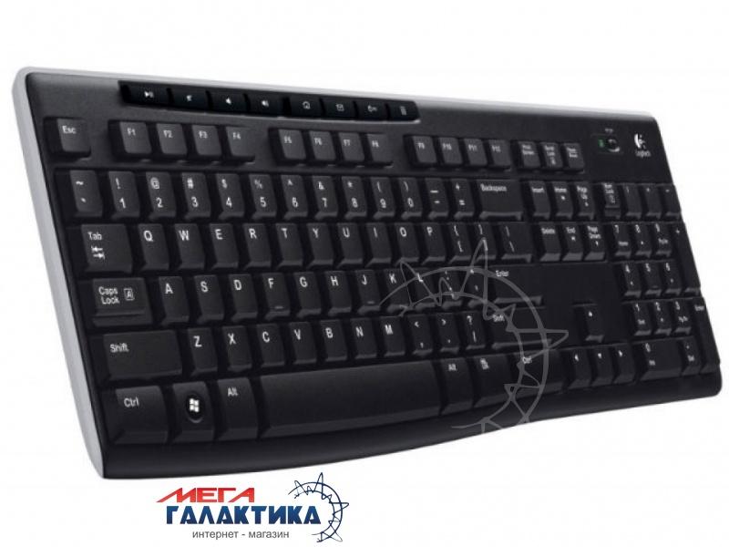 Клавиатура Logitech K270 920-003757 Радио Black Фото товара №1