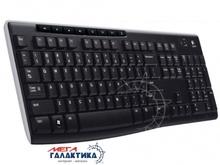 Клавиатура Logitech K270 920-003757 Радио Black