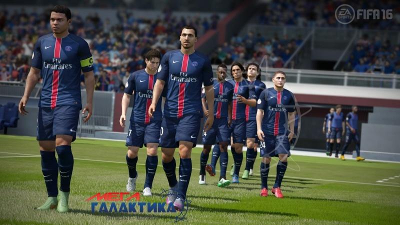 Игра FIFA 16  (Xbox One, русская версия) Фото товара №2