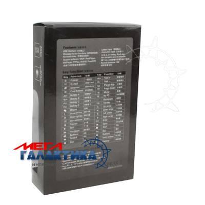 Пульт универсальный для ПК Megag S-PRC-0119 USB (IR) + мышка  Black Фото товара №2